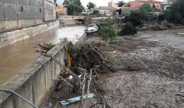 Alerta roja en varias provincias españolas por fenómeno meteorológico