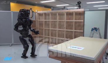 Las manos que vienen a dar los robots en el sector de la construcción