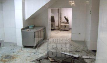 OISOE entregará en junio trabajos reconstrucción hospital Padre Billini