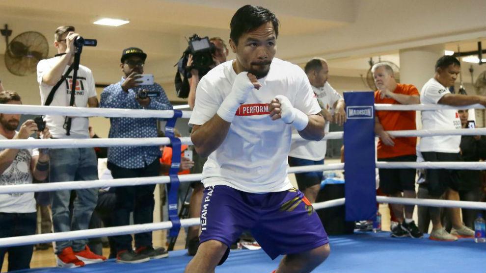 El boxeador filipino Manny Pacquiao tendrá su propia criptomoneda