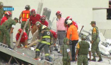 Al menos 7 muertos y 10 desaparecidos de una plaza comercial, en México