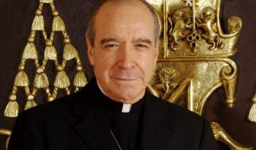 Nicolás de Jesús López Rodríguez cumple hoy 82 años