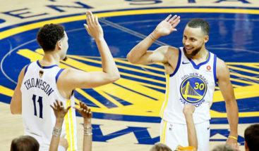 Warriors buscarán título consecutivo; James agrandar leyenda de Lakers