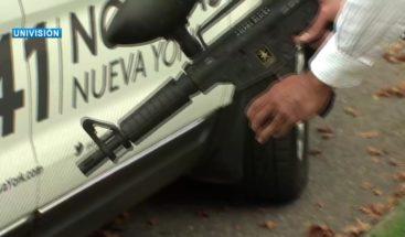 Niño es lesionado tras ser atacado con pistola de balines en New Jersey