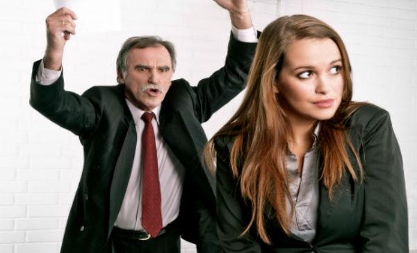 Así responde tu cuerpo a un mal jefe (te sorprenderá)