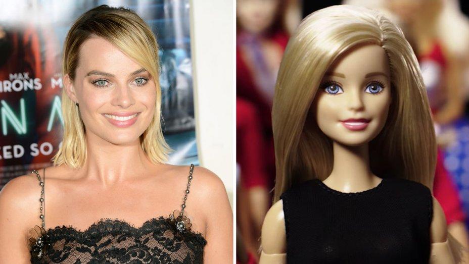 Margot Robbie negocia con Warner Bros. para interpretar a Barbie en cine