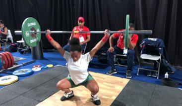 Pesista Ortiz termina en cuarto; Hardt triunfa en dobles Juegos Juventud