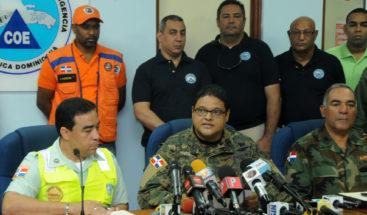 Tres provincias en alerta verde por incidencia de vaguada