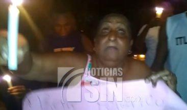 En Villa Mella exigen iluminación de parque por temor a delincuencia