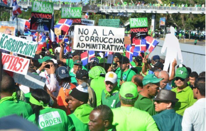 Movimiento Marcha Verde pide jueces independientes