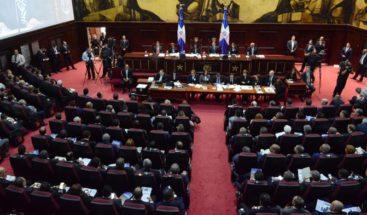 Comisión Bicameral continúa estudiando proyecto Ley de Régimen Electoral