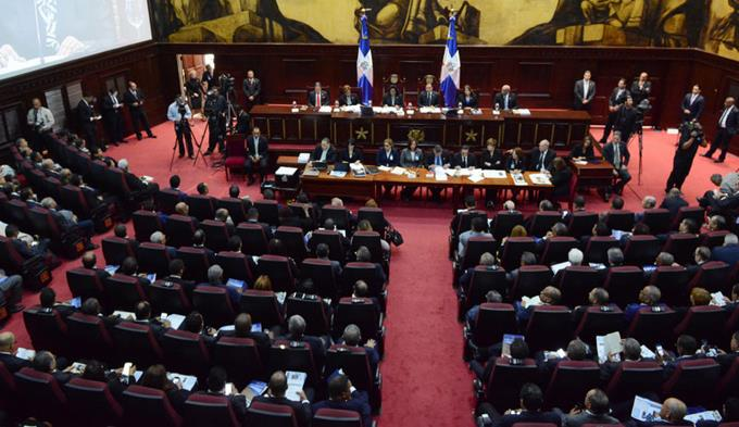 Comisión Bicameral continúa estudiante proyecto Ley de Régimen Electoral