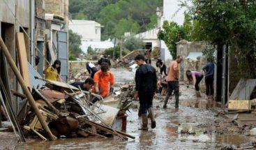 Aumentan a doce los muertos por las inundaciones de la isla de Mallorca
