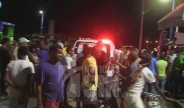 Velan a hombre murió tras ser alcanzado por neumático de patana en Azua