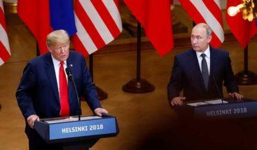Putin: Acusa a Trump  de ser el culpable de la subida del petróleo