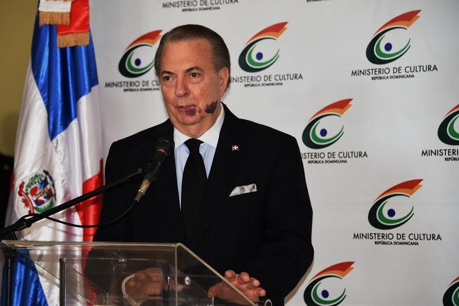 Cultura encabezará apertura de XI Feria del Libro Dominicano en NY