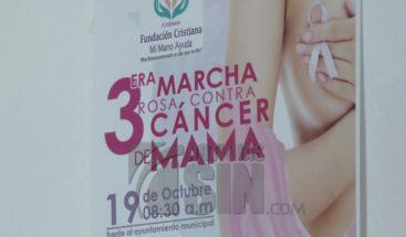 Fundación que ayuda mujeres con cáncer pide apoyo de las autoridades