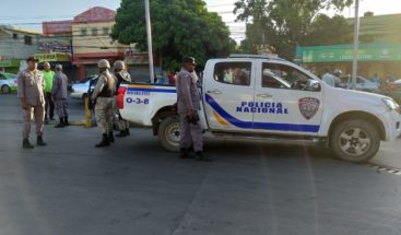 Refuerzan vigilancia policial por convocatoria a paro cívico