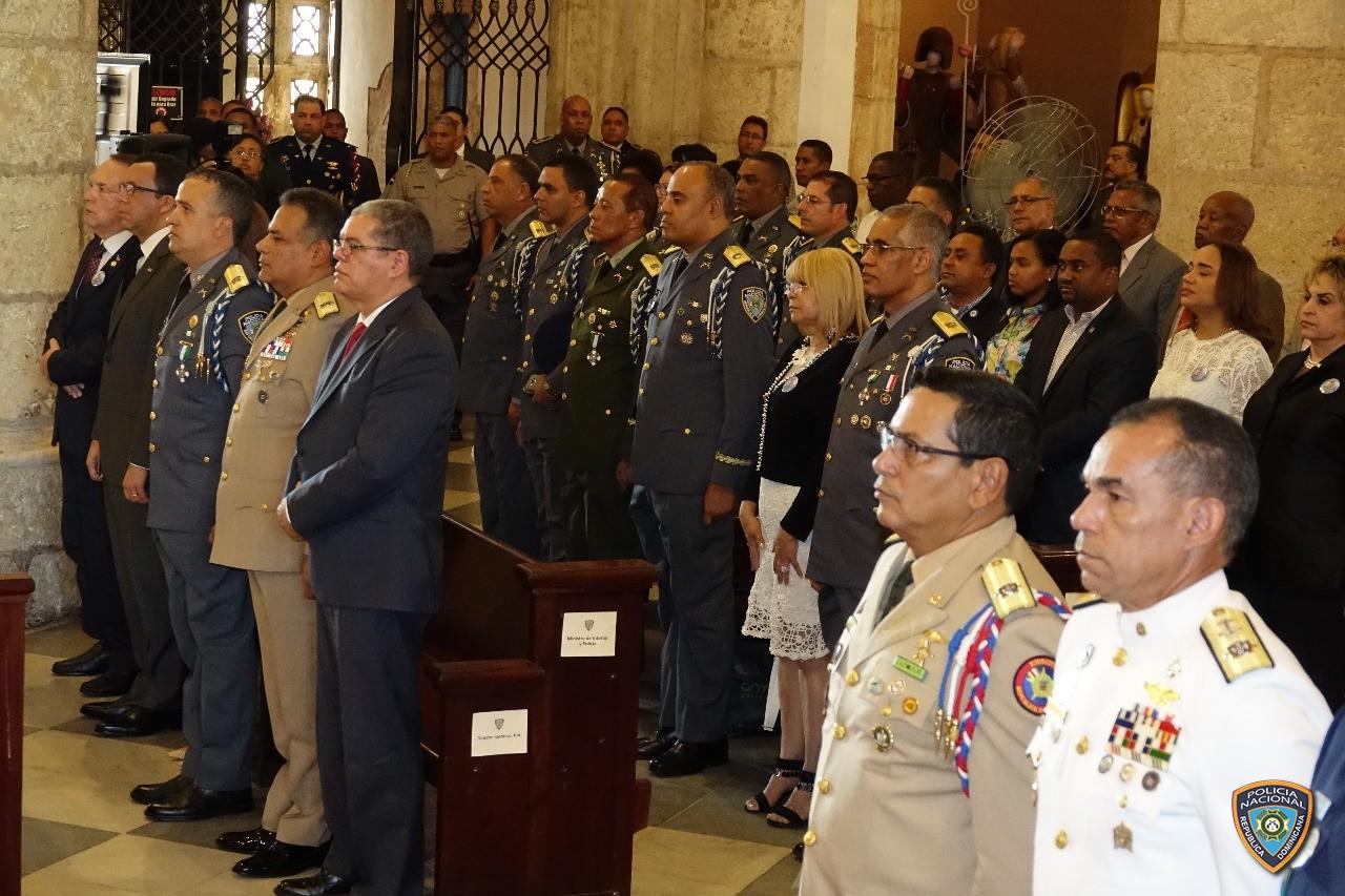 PN celebre día de San Judas Tadeo, santo patrono de la institución