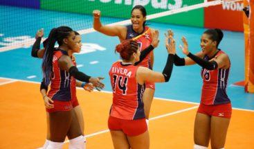Dominicana derrota a México en Mundial Voleibol