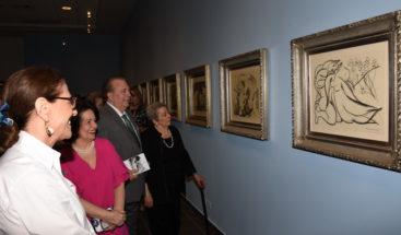 Centro Cultural Perellóinaugura exposición del español Pablo Picasso
