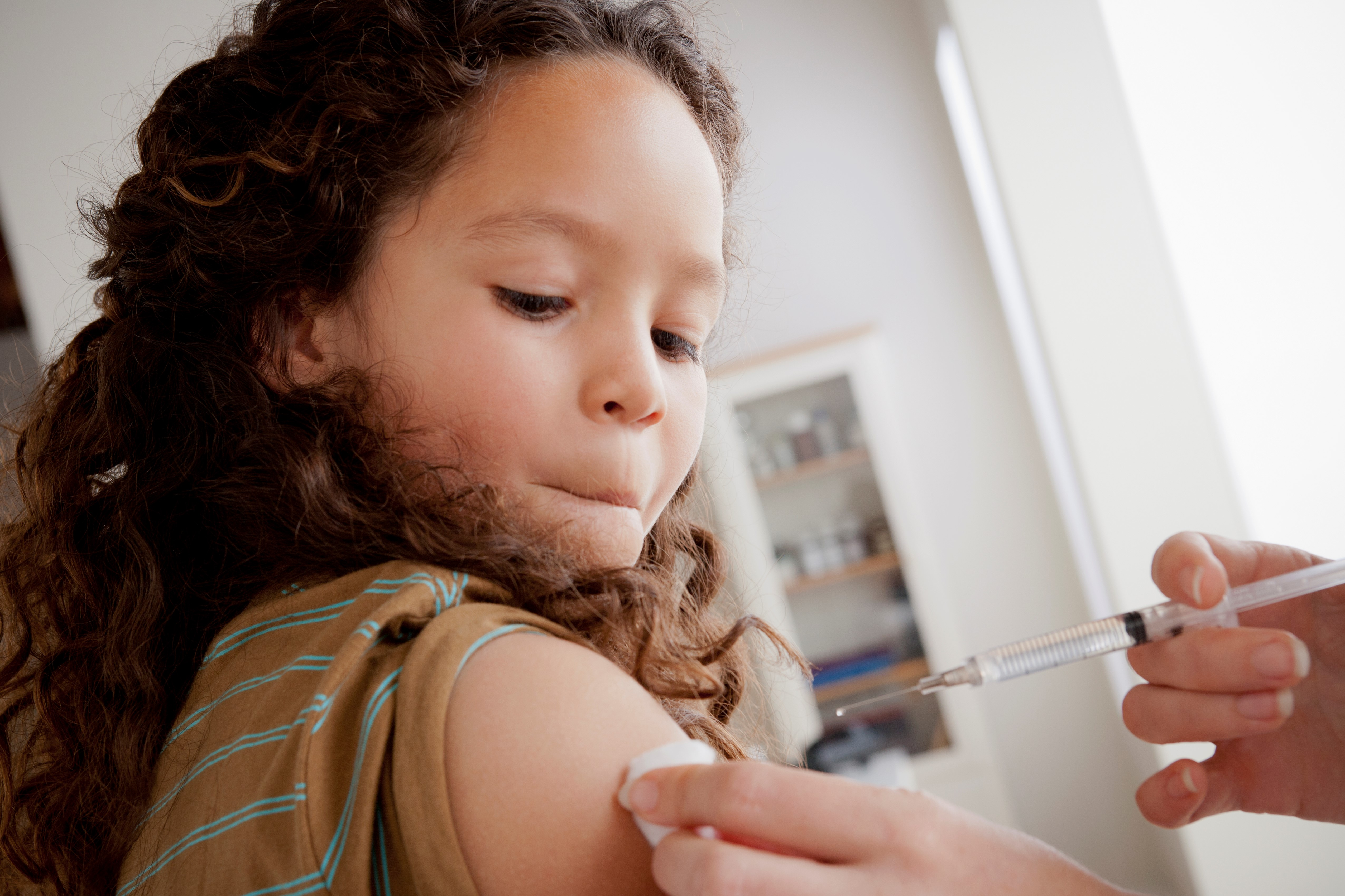 Llega al país vacuna contra influenza