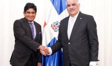 República Dominicana conversa con Sri Lanka sobre relaciones bilaterale