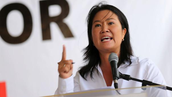 Fujimori afirma testigos de Fiscalía