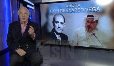 Bernardo Vega: desaparición del periodista Saudí Jamal Khashoggi