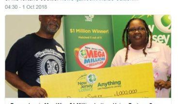 Un hombre gana un millón de dólares gracias a una galleta de la suerte