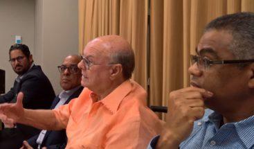 Hipólito Mejía inicia gira por EE.UU. para juramentar equipos de campaña