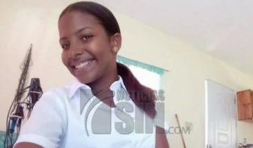 Padres desesperados por joven de 14 años desaparecida desde hace un mes