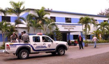 PN investiga incidente donde falleció hombre mientras realizaba disturbios en Navarrete