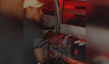 Hombre hiere de seis disparos a su expareja e intentó suicidarse en SPM