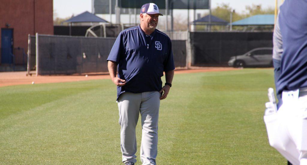 Los Padres despiden a su entrenador de bateo Stairs
