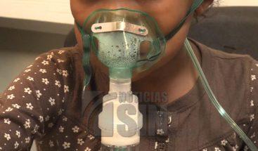 Complicaciones de la gripe en niños menores de dos años