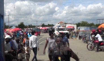 Pánico en la frontera tras sismo de 5,9 en Haití