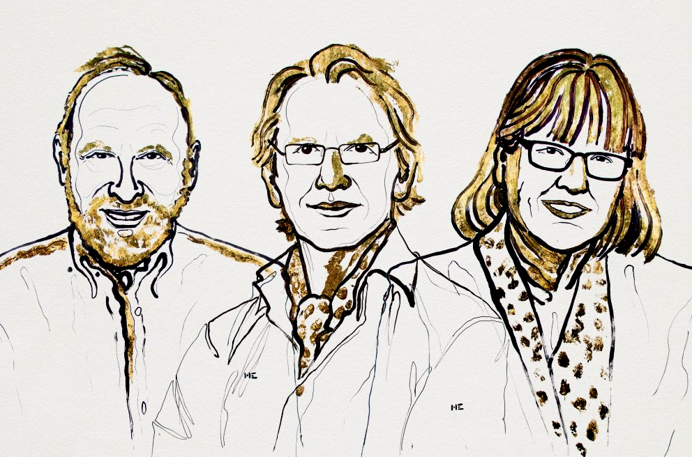 Ashkin, Moureau y Strickland, Nobel a tres innovadores del uso del láser