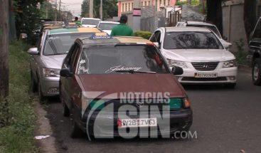 Transportistas rechazan amenazas de sanciones hechas por el Intrant