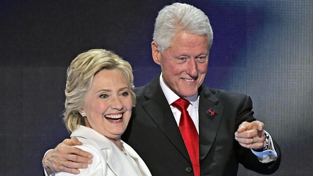 Obra de teatro sobre Hillary y Bill Clinton llegará a Broadway en 2019