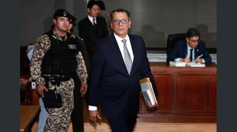 Exvicepresidente de Ecuador en