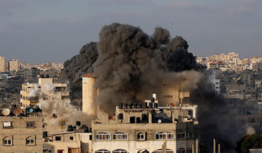 Israel ataca