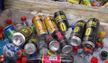 Estudio revela bebidas energizantes pueden causar problemas de salud