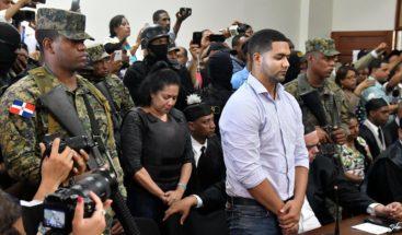 Tribunal lee sentencia íntegra contra Marlon y Marlin Martínez
