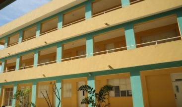 Presidente Medina entrega centro educativo en San Felipe, Villa Mella