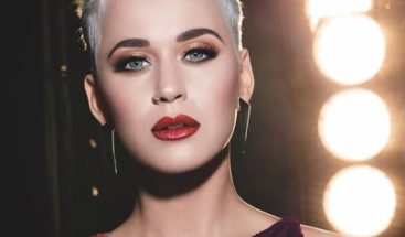 Katy Perry encabeza la lista de las cantantes mejor pagadas en 2018