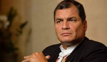 Expresidente Rafael Correa llamado a juicio por secuestro de opositor