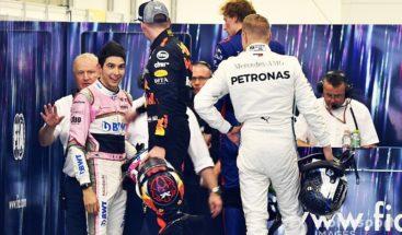 Verstappen sancionado con dos días de