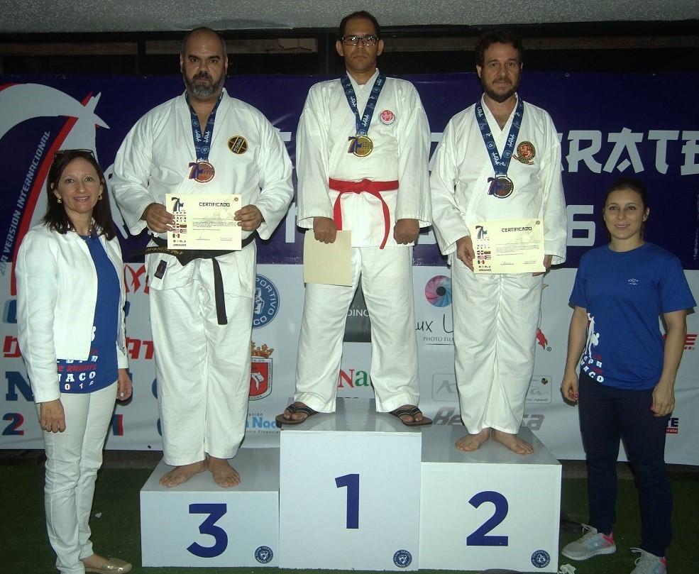 Celebrarán 9va Copa de Karate Club Naco con 400 atletas