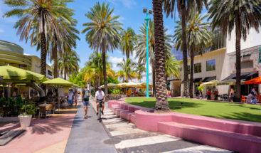 Cierran varias calles de Miami Beach por un paquete sospecho